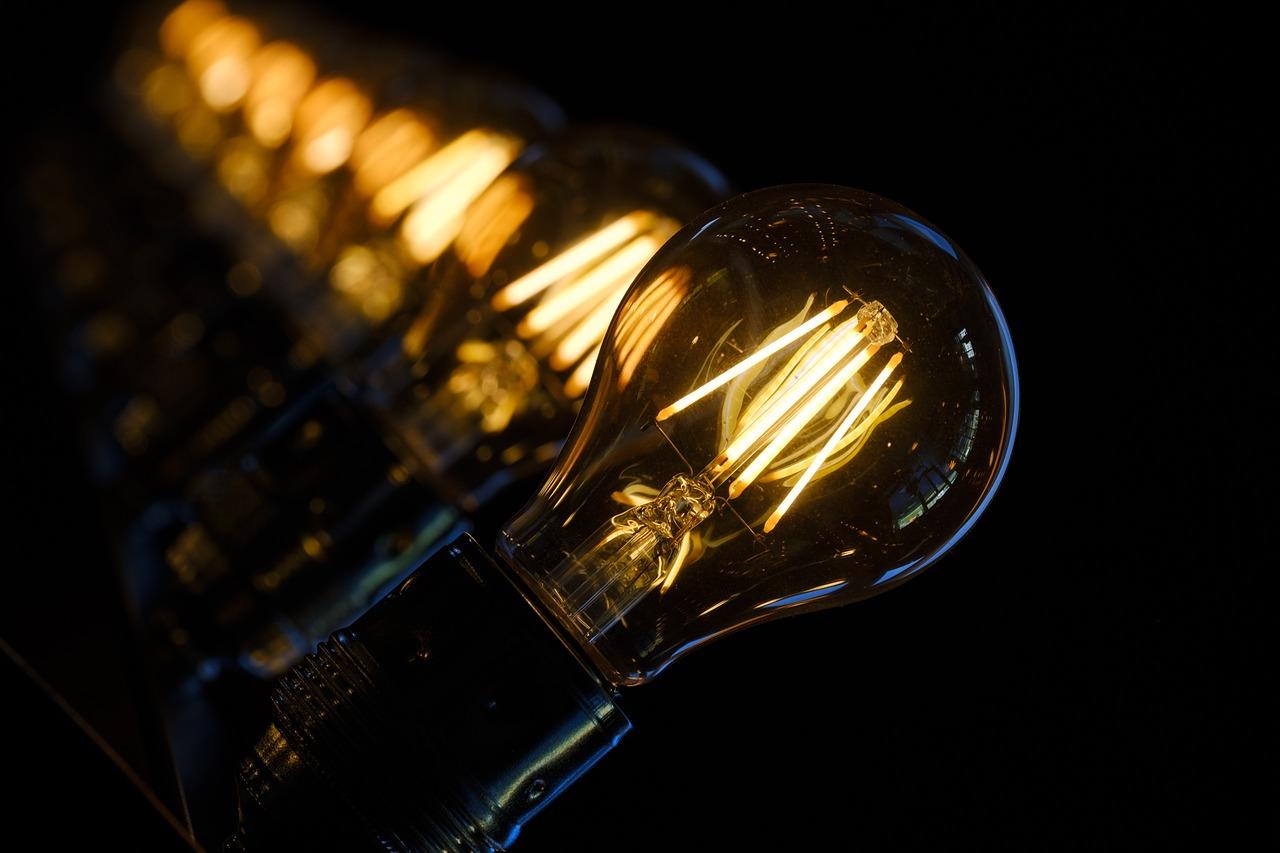 Verschillende soorten lampen in huis